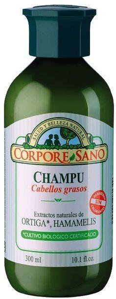 Corpore Sano Champú Cabellos Grasos Ortiga 300ml