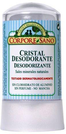 Corpore Sano Desodorante Mineral barra 80g
