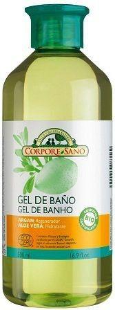 Corpore Sano Gel de Baño Bio Aloe y Argán 500ml