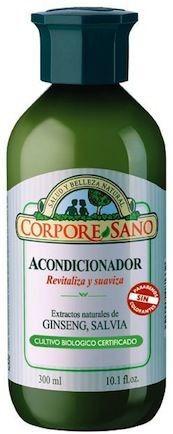 Corpore Sano Acondicionador Ginseng y Salvia 300ml