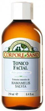 Corpore Sano Tónico Facial Hamamelis y Salvia 250ml