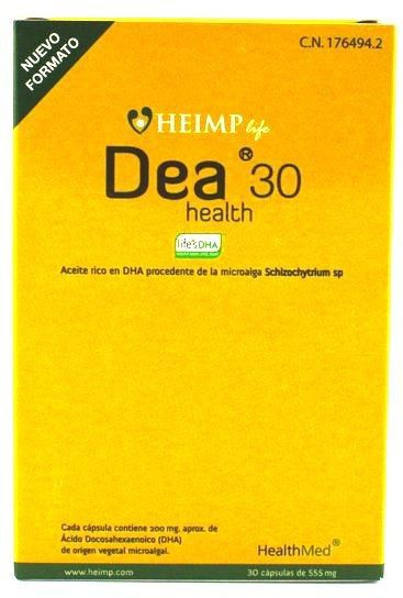 Heimp DeaHealth 30 cápsulas
