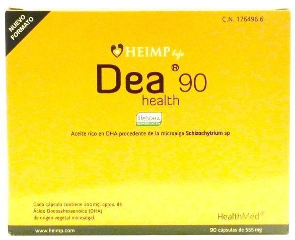 Heimp DeaHealth 90 cápsulas