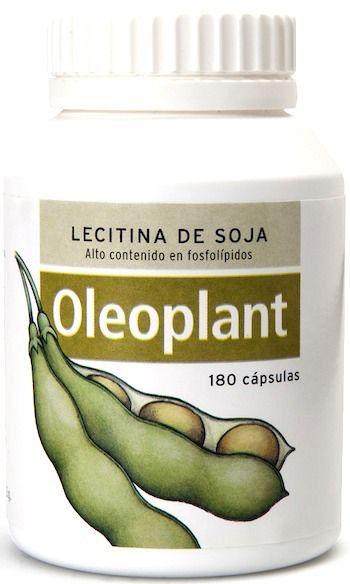 Deiters Oleoplant Lecitina de Soja 180 cápsulas