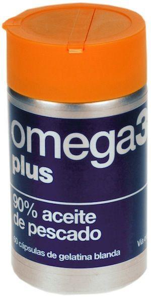 Deiters Omega 3 Plus 60 cápsulas