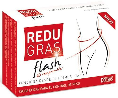 Deiters Redugras Flash 60 comprimidos