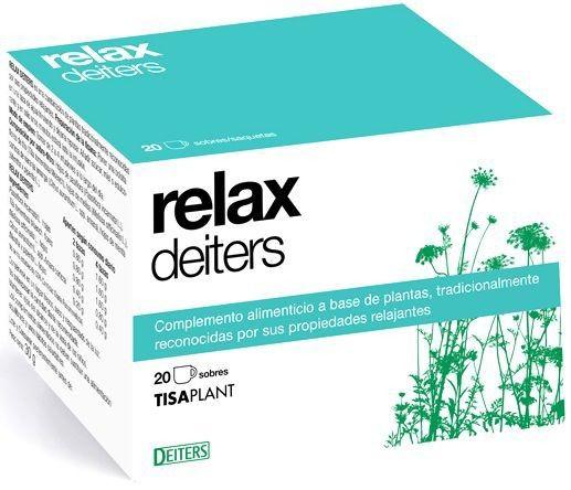 Deiters Relax Infusión 20 sobres