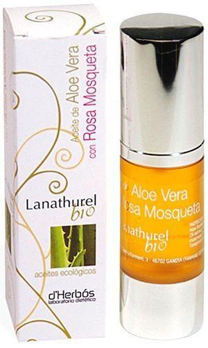 Derbos Aceite Aloe y Rosa Mosqueta BIO 30ml