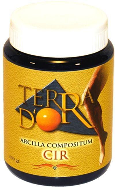 Derbos Arcilla Terra D´Or Cir 600g