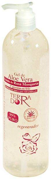Derbos Gel Aloe Vera y Rosa Mosqueta 500ml