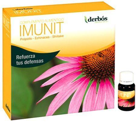 Derbos Imunit 20 ampollas