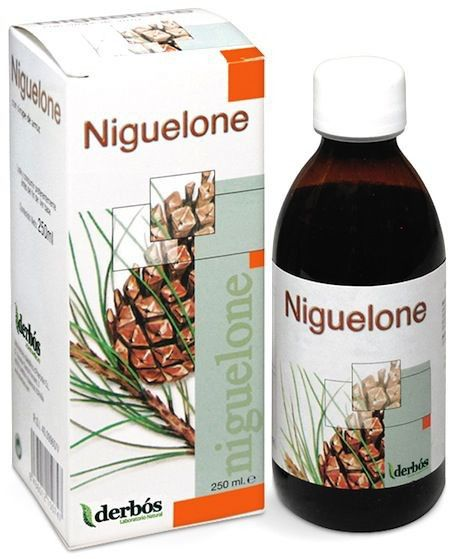 Derbos Niguelone Sirope 250ml