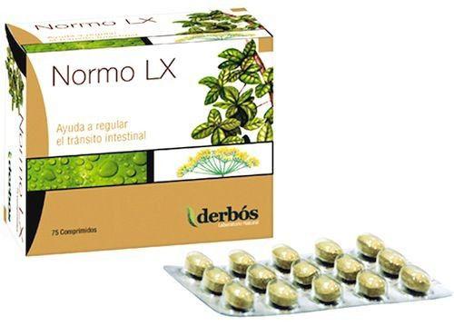 Derbos Normo LX 80 comprimidos