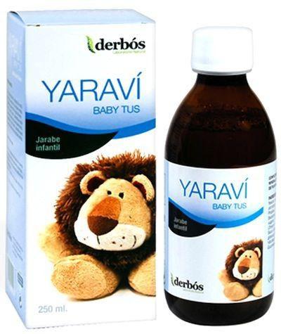 Derbos Yaravi Baby Tus 250ml