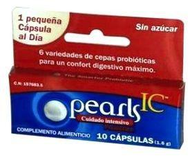 DHU Pearls IC Cuidado Intensivo 10 cápsulas