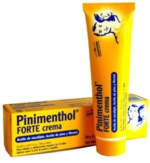 DHU Pinimenthol Forte Crema 50g