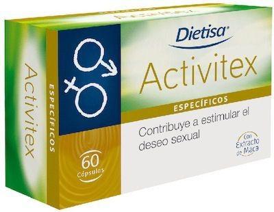 Dietisa Activitex 60 cápsulas