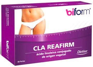 Dietisa Biform CLA Reafirmante 48 cápsulas