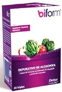 Dietisa Biform Alcachofa Depurativo 20 viales