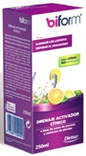 Dietisa Biform Drenaje Activador Cítrico 250ml