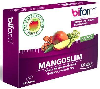 Dietisa Biform Mangoslim 30 cápsulas