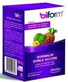Dietisa Biform Quemalip Doble Acción 60 cápsulas