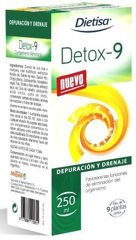 Dietisa Detox-9 250ml