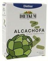 Dietisa Dietkum Alcachofa 45 cápsulas