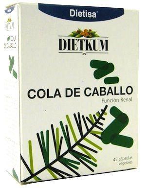 Dietisa Dietkum Cola de Caballo 45 cápsulas