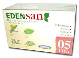 Dietisa Edensan 05 DIG Infusiones 20 unidades