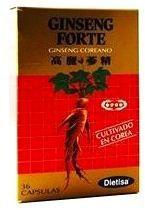 Dietisa Ginseng Forte 36 cápsulas