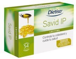 Dietisa Lecitina Savid IP 54 perlas