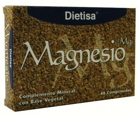Dietisa Magnesio 48 comprimidos
