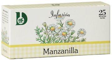 Dimefar Infusión Manzanilla 25 sobres