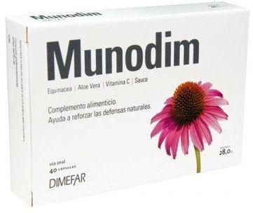 Dimefar Munodim 40 cápsulas