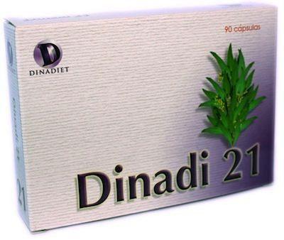 Dinadiet Dinadi 21 90 cápsulas