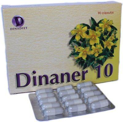 Dinadiet Dinaner 10 90 cápsulas