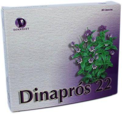 Dinadiet Dinapros 22 60 cápsulas