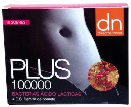 Direct Nutrition Plus 100000 Probiotico 16 sobres