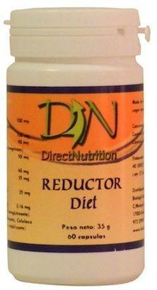 Direct Nutrition Reductor Diet 60 cápsulas