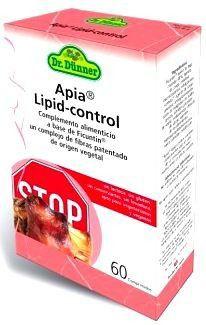 Dr. Dünner Apia Lipid-Control 60 comprimidos