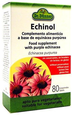 Dr. Dünner Echinol 80 comprimidos