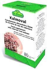 Dr. Dünner Kalmoval 80 comprimidos