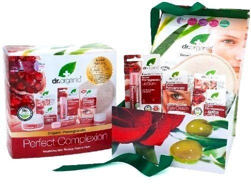 Dr Organic Pack Cosmética Bioactiva de Granada