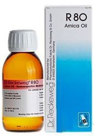 Dr Reckeweg Musculin Aceite Arnica R-80 100ml