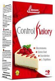 Drasanvi Control Kalory 45 comprimidos