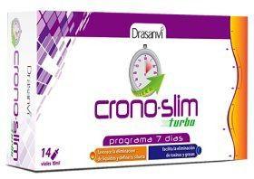 Drasanvi Crono Slim Turbo 14 viales
