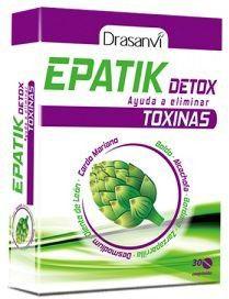 Drasanvi Epatik Detox 30 comprimidos