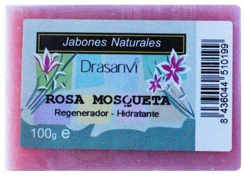 Drasanvi Jabón Rosa Mosqueta 100g