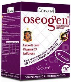 Drasanvi Oseogen Alimento Óseo 72 cápsulas